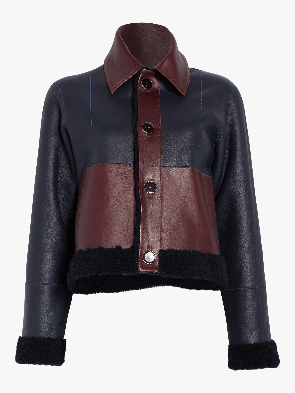Shearling Reversible Jacket