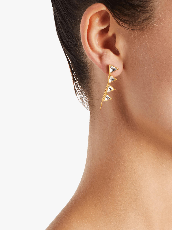 Kundan Vintage Diamond Polki Earrings