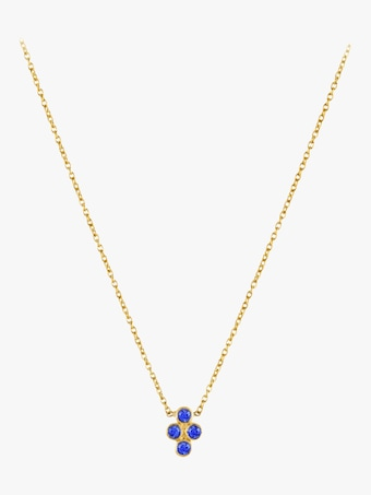 Legend Amrapali Tarakini Four Stone Pendant Necklace 1