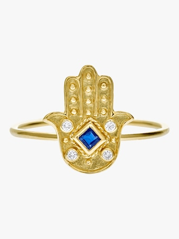 Heritage Hamsa Ring