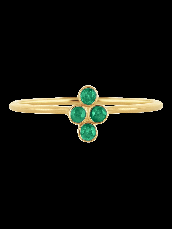 Tarakini Four Stone Ring