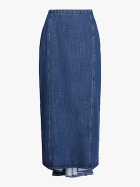 Fishtail Pencil Skirt
