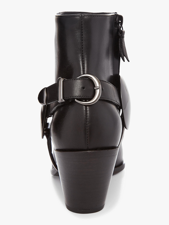 Texano Ankle Boot Casadei