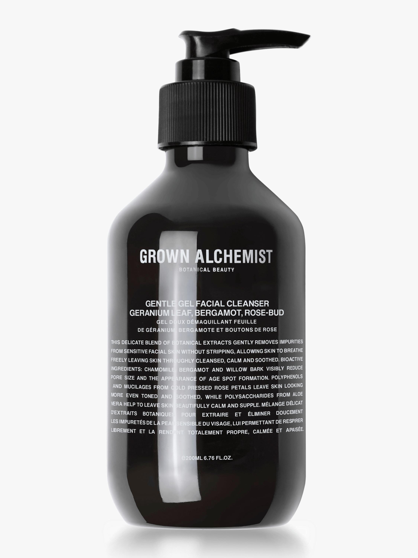 Gentle Gel Cleanser- Geranium, Bergamot, Rose-Bud 200ml