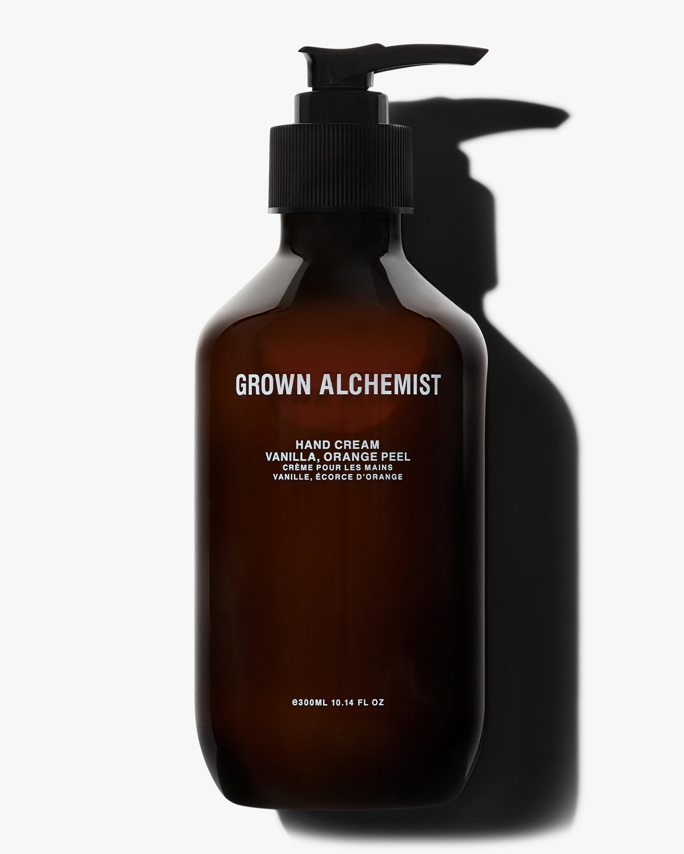 Grown Alchemist Hand Cream- Vanilla, Orange Peel 300ml 1