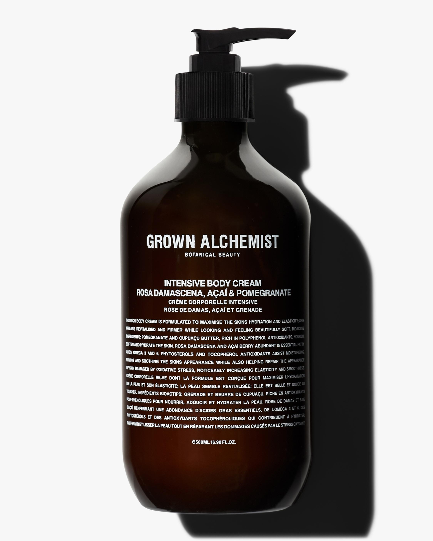 Grown Alchemist Intensive Body Cream- Rosa Damascena 500ml 2