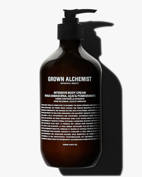 Grown Alchemist Intensive Body Cream- Rosa Damascena 500ml 0
