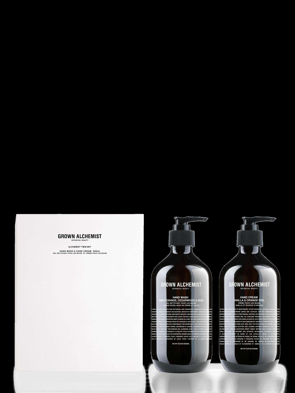 Handwash & Hand Cream Twin Set 500ml