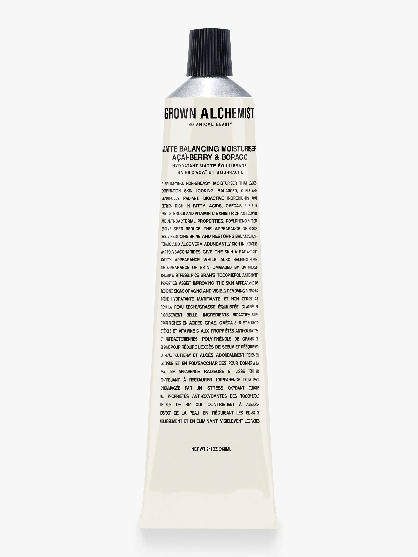 Grown Alchemist Matte Balancing Moisturizer - Acai/Borago 40ml 2