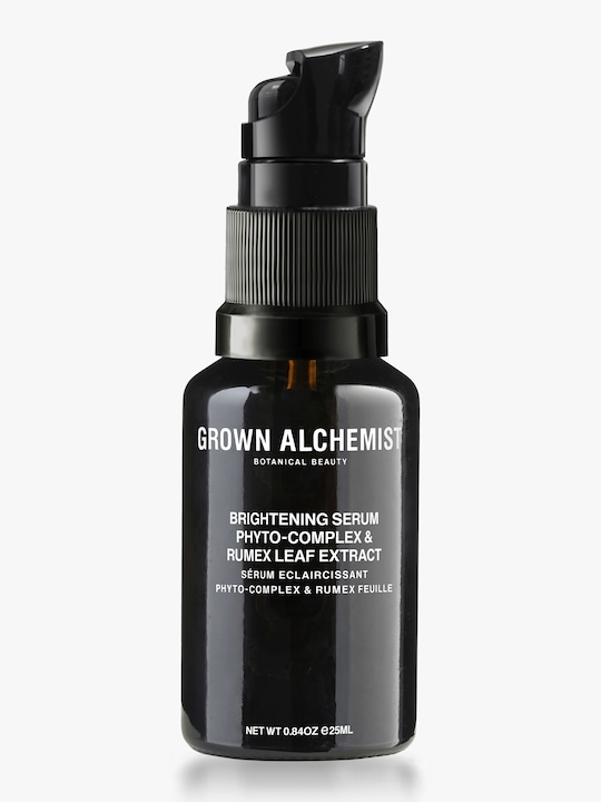 Grown Alchemist Brightening Serum: Phyto-Complex & Rumex Leaf Extract 25ml 0