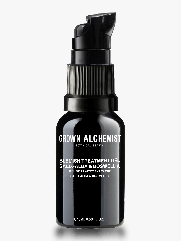 Grown Alchemist Blemish Treatment Gel: Salix-Alba & Boswellia 15mL 0