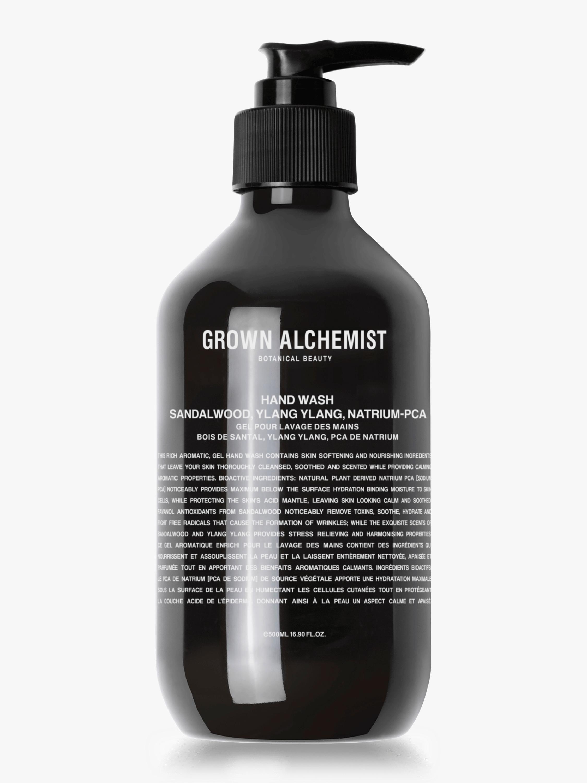 Grown Alchemist Handwash- Sandalwood, Ylang Ylang, Hyaluronan 500ml 2