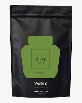 WelleCo WelleCo Super Elixir Greens 300g Pouch Refill 1