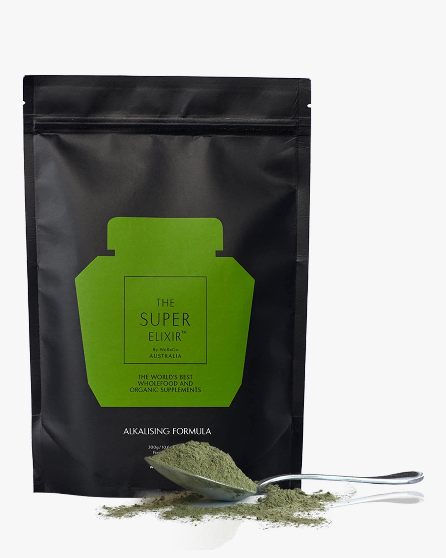 WelleCo Super Elixir Greens 300g Pouch Refill
