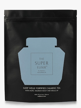 WelleCo Sleep Welle Calming Tea 50 Bags