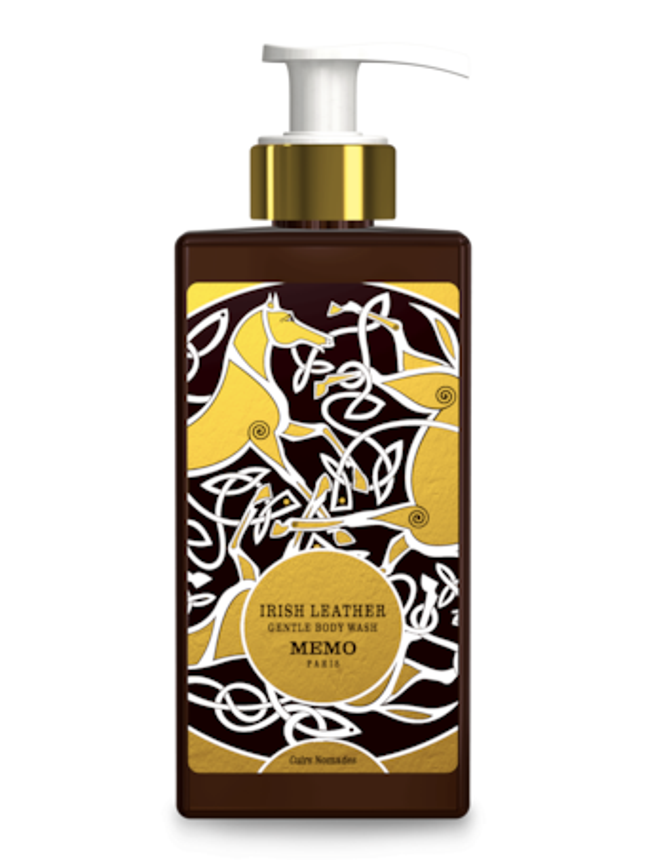 Irish Leather Gentle Body Wash 250ml