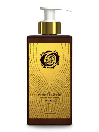 French Leather Smooth Body Cream 250ml
