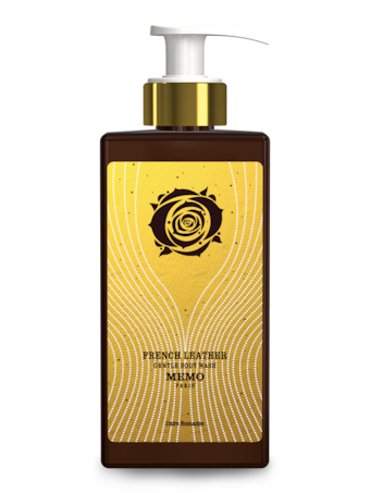 French Leather Gentle Body Wash 250ml