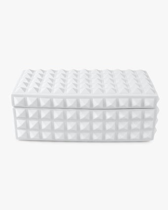 Jonathan Adler Charade Square Studded Box 1