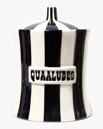 Jonathan Adler Vice Quaaludes Canister - 77oz 1