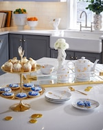 Jonathan Adler Eve Two-Tier Tray 1