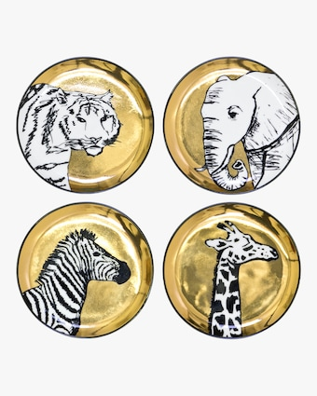 Jonathan Adler Animalia Coasters 1