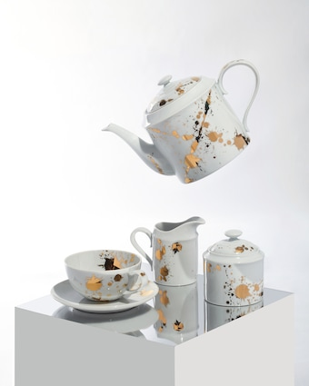 Jonathan Adler 1948° Tea Cup & Saucer 2