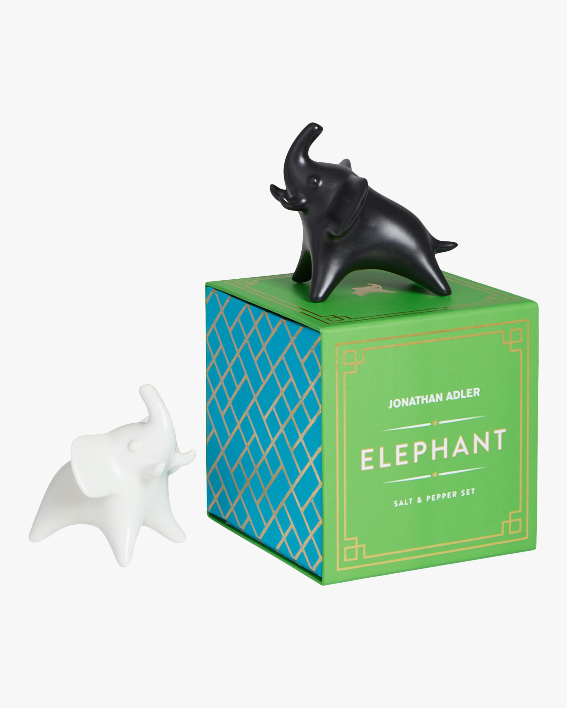 Jonathan Adler Elephant Salt & Pepper Set 2