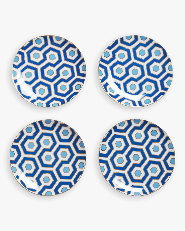 Jonathan Adler Newport Canape Plate Set 1