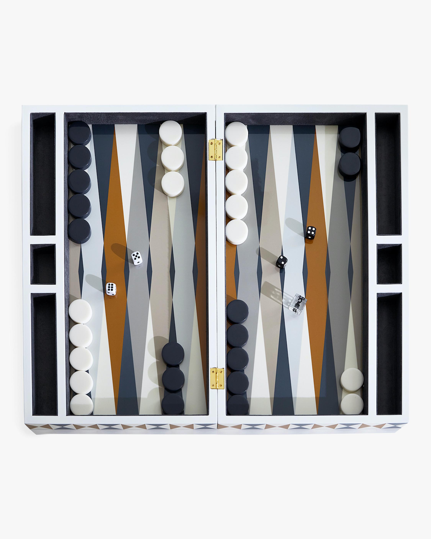 Jonathan Adler Bowtie Backgammon Set 0