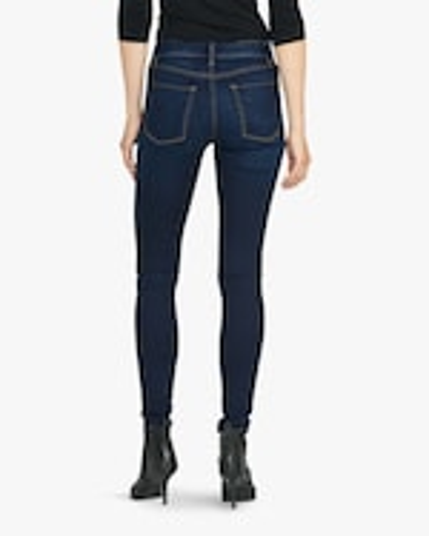 Hudson Barbara High-Waist Super-Skinny Jeans 3