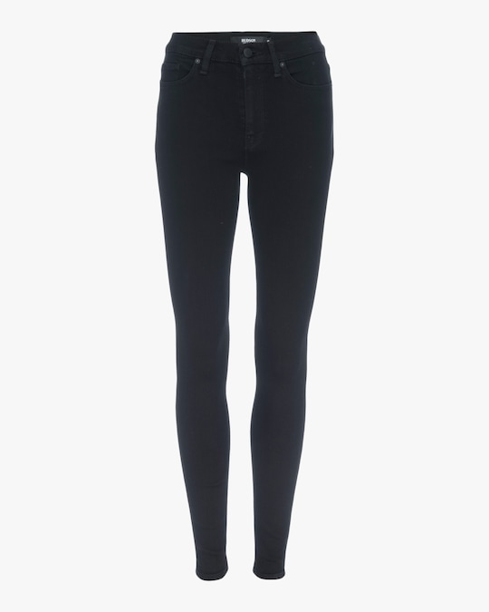 Hudson Barbara High-Waist Super-Skinny Jeans 0