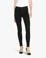 Hudson Barbara High-Waist Super-Skinny Jeans 1