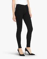 Hudson Barbara High-Waist Super-Skinny Jeans 4
