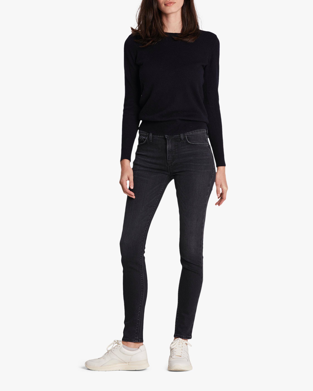 Hudson Nico Mid-Rise Super-Skinny Jeans 1