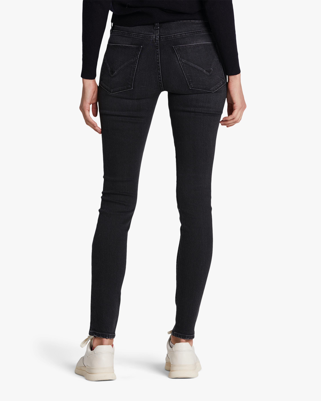 Hudson Nico Mid-Rise Super-Skinny Jeans 3