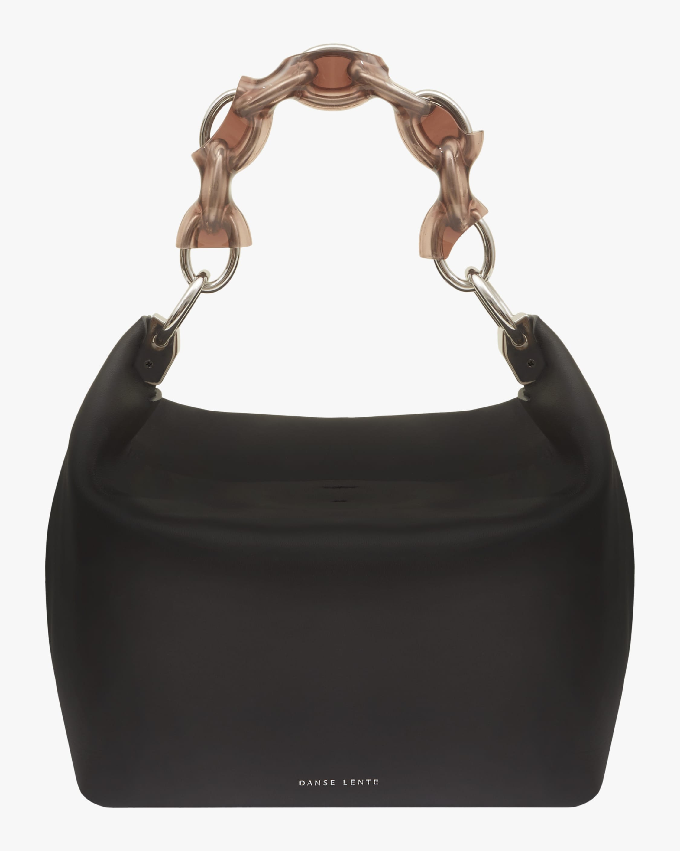 Danse Lente BLACK ELA CHAN BAG | LEATHER