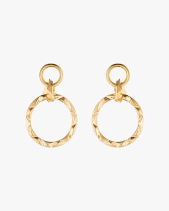 Third Crown Prizm Drop Earrings 1