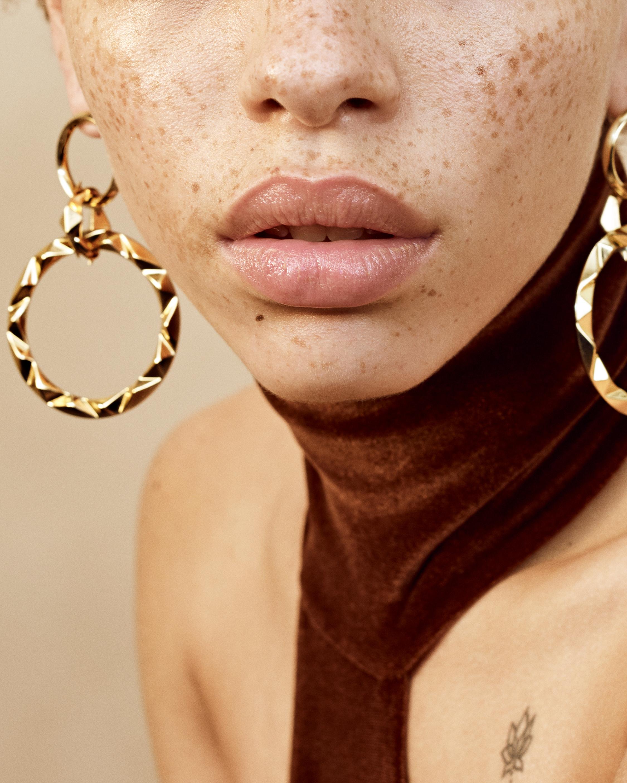 Third Crown Prizm Drop Earrings 2