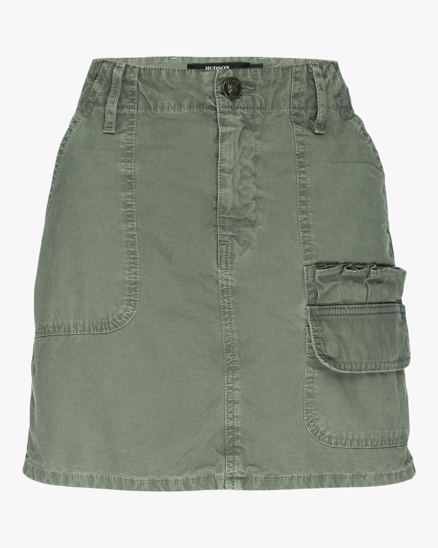Hudson Hunter Mini Skirt 0