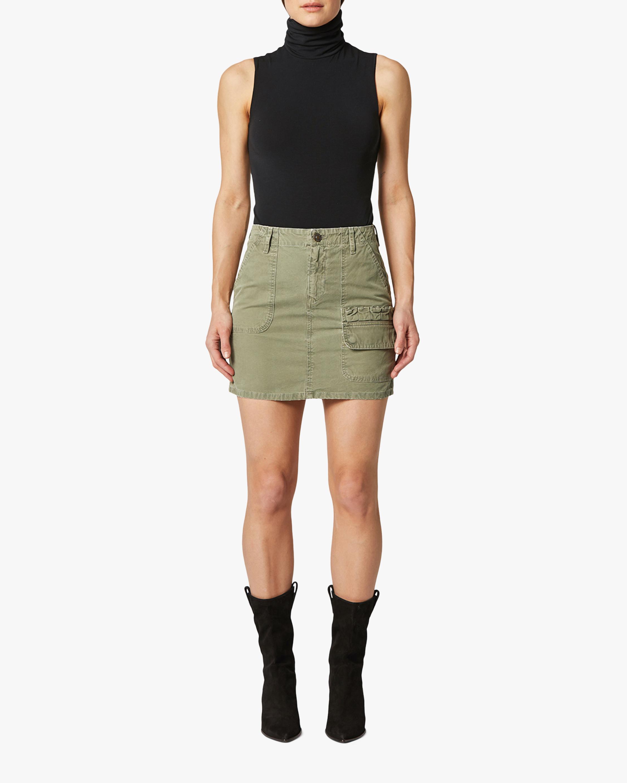 Hudson Hunter Mini Skirt 1