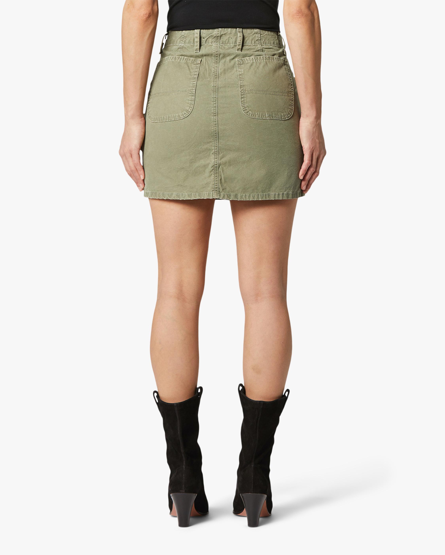 Hudson Hunter Mini Skirt 3