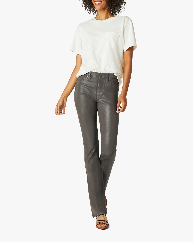 Hudson Barbara High-Waist Bootcut Jeans 1