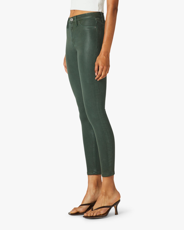 Hudson Barbara High-Waist Super Skinny Ankle Jeans 2