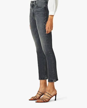 Hudson Holly High-Rise Cropped Bootcut Jeans 2