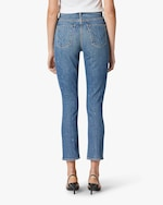 Hudson Holly High-Rise Crop Straight Jeans 3