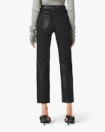 Hudson Remi High-Rise Cropped Straight Jeans 4