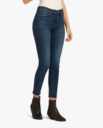 Hudson Nico Mid-Rise Super Skinny Ankle Jeans 2