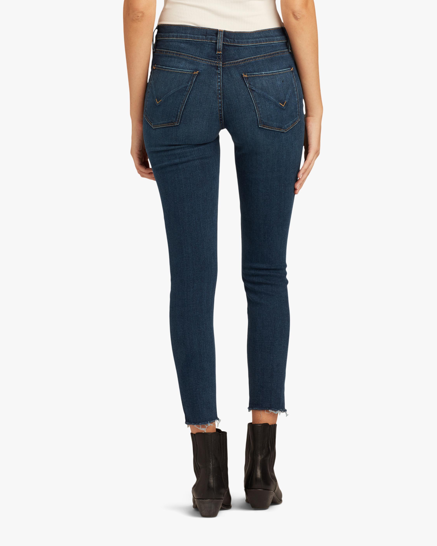 Hudson Nico Mid-Rise Super-Skinny Ankle Jeans 3
