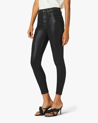 Hudson Centerfold High-Rise Skinny Ankle Jeans 2